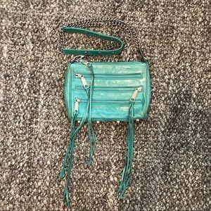 Rebecca Minkoff 5-Zipper Purse